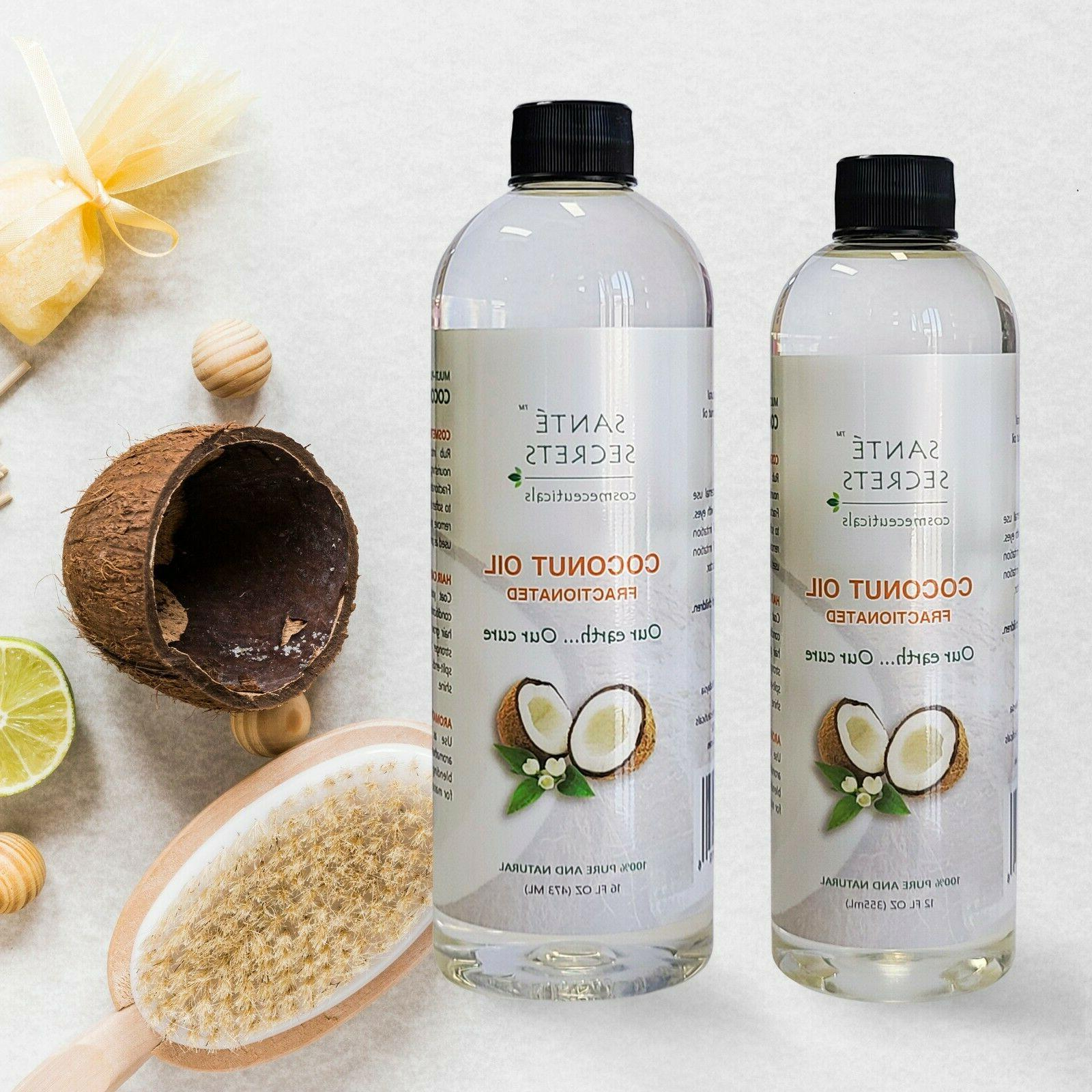 fractionated coconut oil carrier oil for aromatherapy