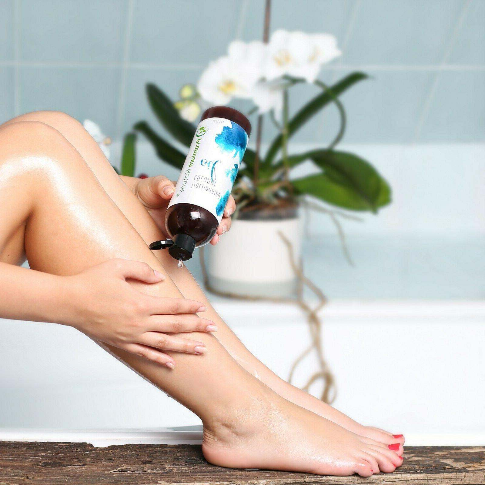 Coconut Oil For Therapeutic Aromatherapy