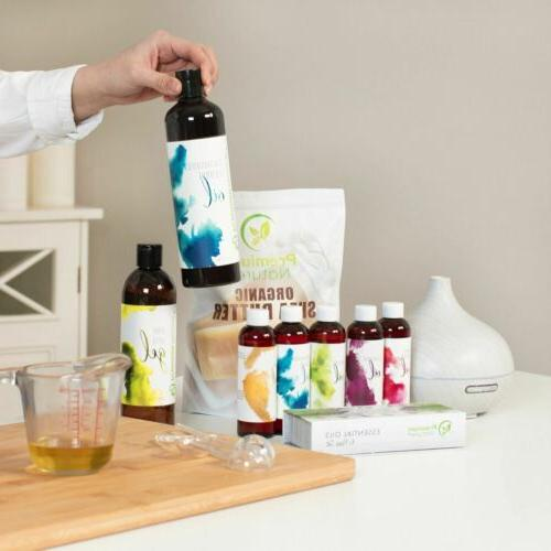 Fractionated Oil For Aromatherapy