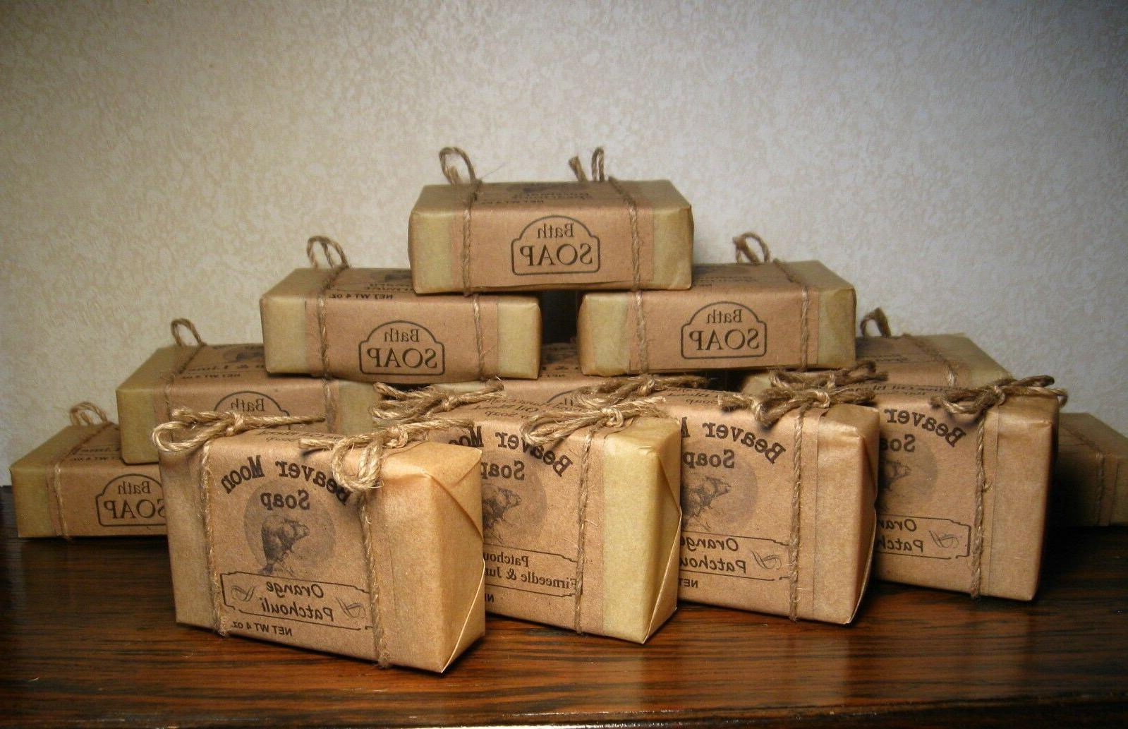 handmade soap choose your scent natural bath