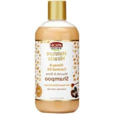 moisture miracle honey and coconut oil nourish