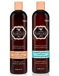 HASK - Monoi Coconut Oil Nourishing Shampoo & Conditioner -