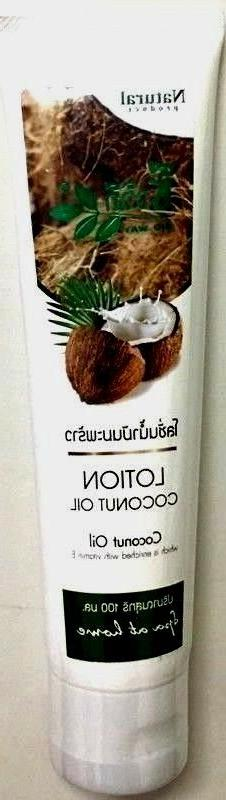 Natural Lotion Coconut Oil Reduce Wrinkles For Body Daily Th