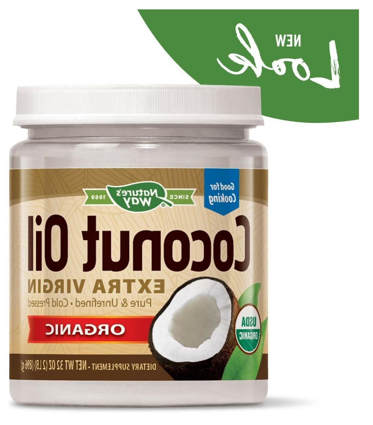 Nature's Way Extra Virgin Coconut Pure,
