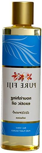 PURE FIJI NOURISHING EXOTIC OIL  8oz