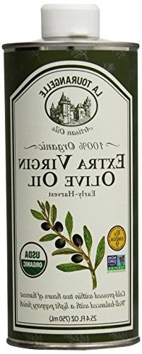 La Tourangelle Oil - Extra Virgin Olive - 25.4 oz, Green