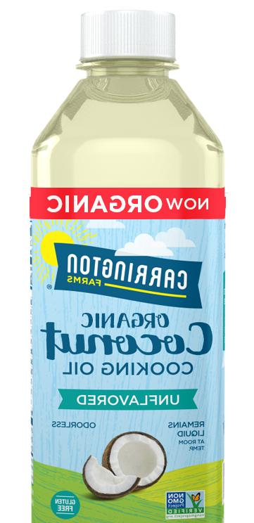 organic coconut cooking oil unflavored 32 fl