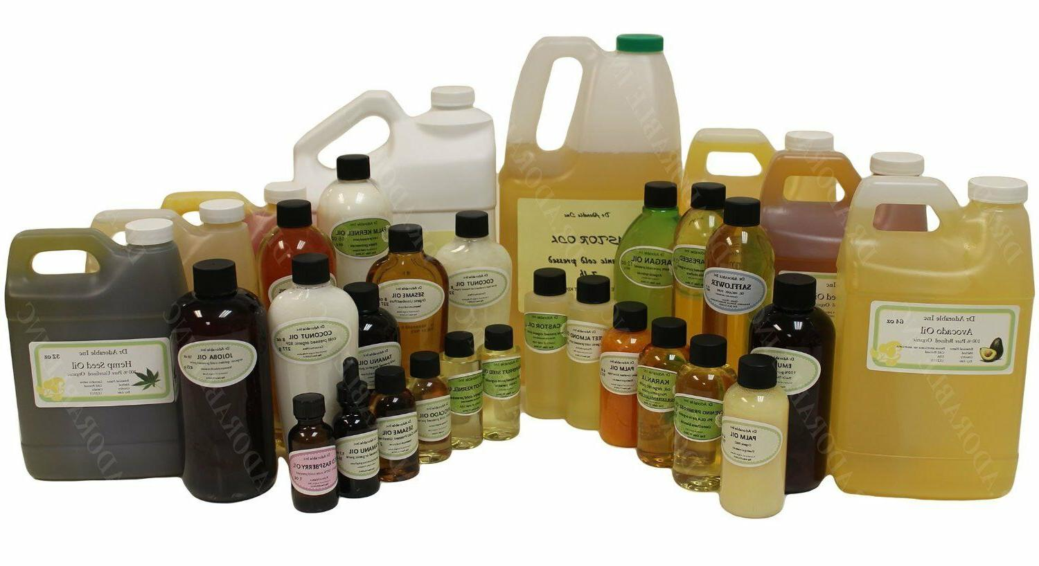 organic fractionated coconut oil pure massage oil