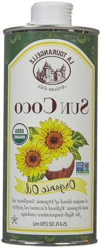 organic suncoco oil 25 4 oz green