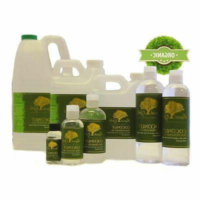 Liquid Gold Premium Fractionated Coconut Oil Pure&Organic fo