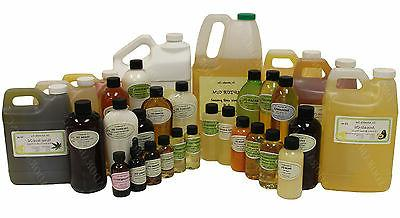 CARRIER OILS  FROM 2 OZ UP TO 1 GALLON OVER 20 VARIETIES