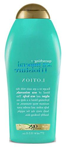 OGX BODY LOTION SEA MINERAL MOISTURE 19.5 Ounce