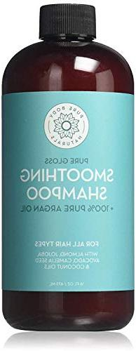Pure Body Naturals 100% Pure Therapeutic Moroccan Argan Oil
