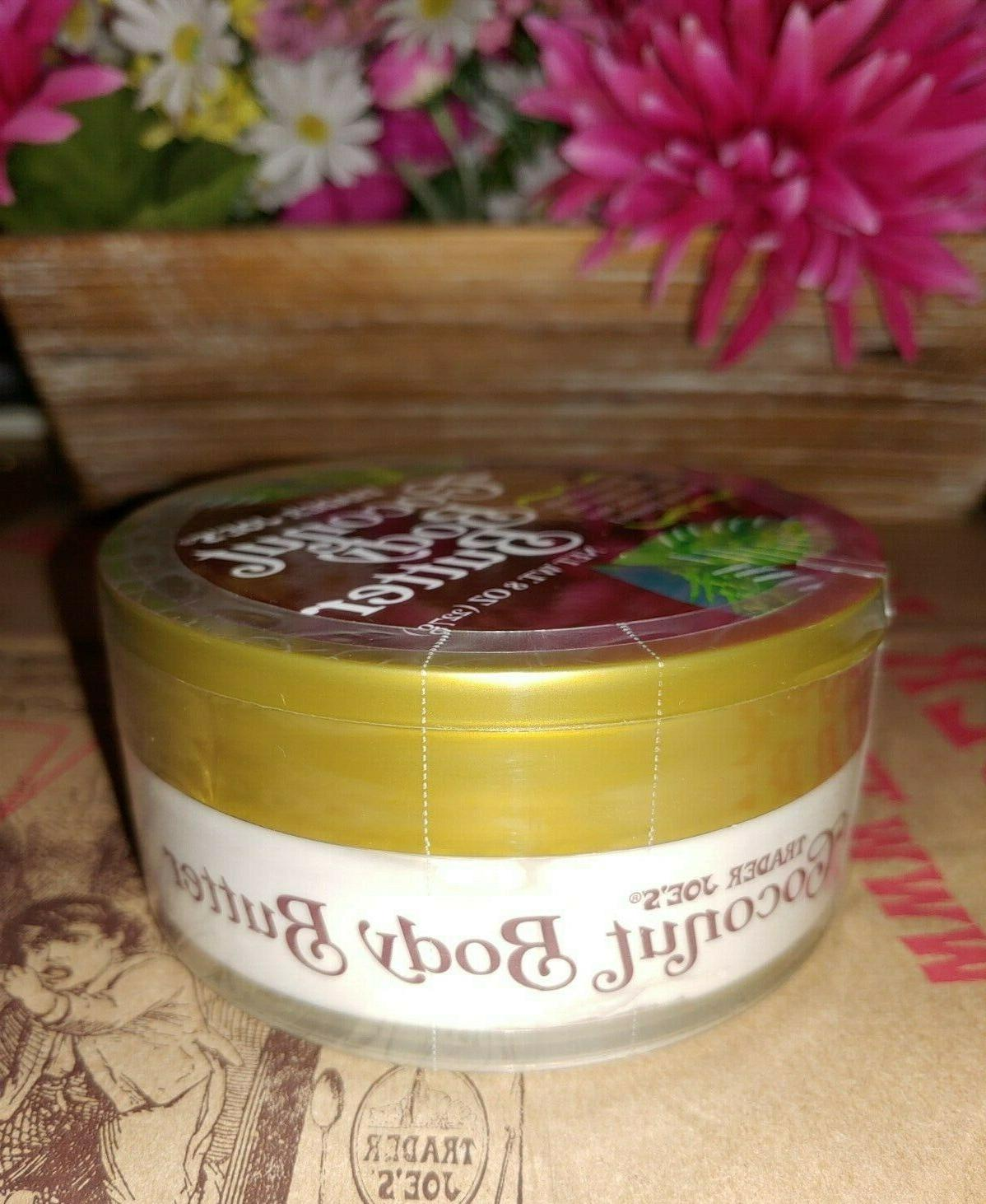 Trader Joe's Butter with Coconut Shea Vitamin NEW