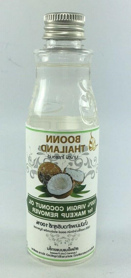 virgin coconut oil 100 percent bonn thailand