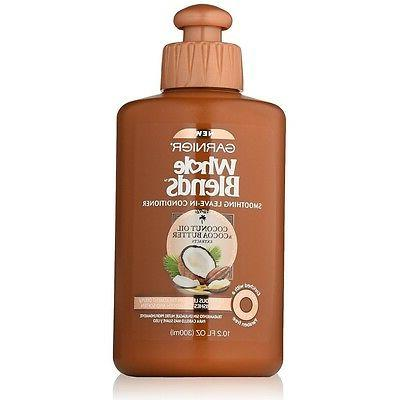 whole blends leave conditioner coconut