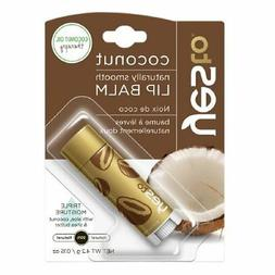 Yes To Lip Balm, 2Pk Tube 15 oz Natural Fruit Coconut Oil Be