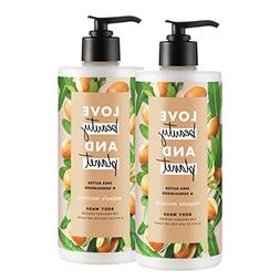 Love Beauty And Planet Majestic Moisture Body Wash, Shea But