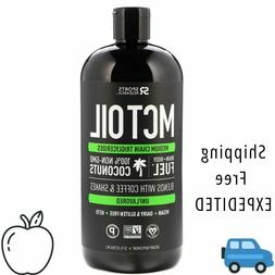 mct oil derived organic coconuts