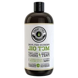 Left Coast Performance MCT Oil, Huge 32 Oz. Premium Blend Is