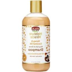 African Pride Moisture Miracle Honey & Coconut Oil Nourish &