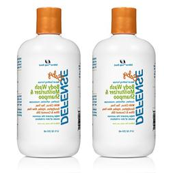 Defense Soap Baby Body Wash Moisturizer & Shampoo with Citru