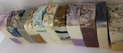 Natural Handmade Soap bar, U pick Soap, Scented Or Unscented