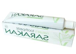 natural toothpaste with salvadora persica extract 50ml