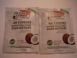 new lot of 2 palmers coconut oil