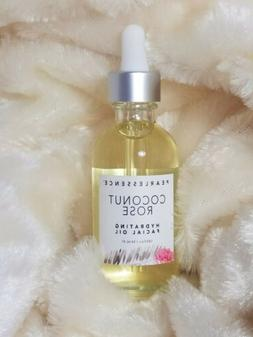 NEW! PEARLESSENCE-COCONUT ROSE HYDRATING FACIAL OIL