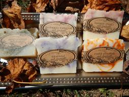 organic coconut oil homemade bar soap big