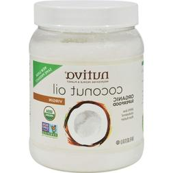 Nutiva Organic Extra Virgin Coconut Oil, 54 Ounce - 1 each.