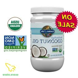 organic extra virgin coconut oil cold pressed