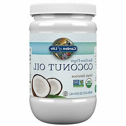 Garden of Life Organic Extra Virgin Coconut Oil - Unrefined