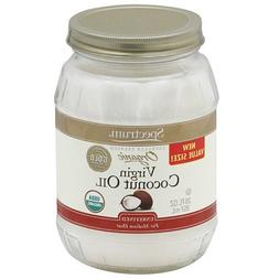 Spectrum Organic Virgin Coconut Oil, 29 fl oz,