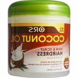 ors coconut oil conditioning creme