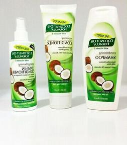 Palmer's Coconut Oil Hair Care Set of 3 Products. Palmers. D