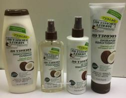 Palmer's Coconut Oil Shampoo, conditioner, Leave in conditio