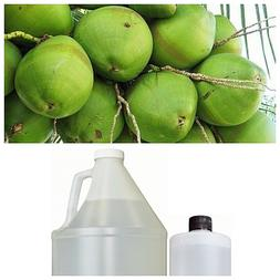 Raw Coconut Oil Virgin Unrefined Organic Pure For Hair & Ski