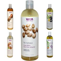 Now Foods Solutions Castor Oil Essential Oil Pure Organic Co