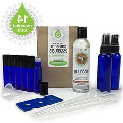 Essenzia Essential Oil Tools & Accessories - Aromatherapy Ca