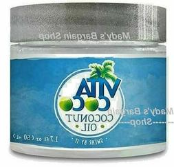 vita coco organic coconut oil for skin